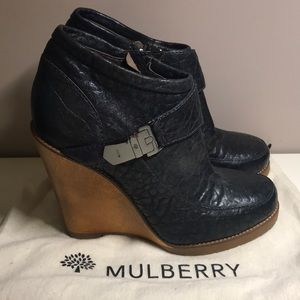 Mulberry Shoes - ⚡️ Mulberry Wedges (original) ⚡️